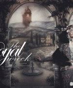 Fahad Hussayn Royal Wreck Collection 2015 For Girls 3