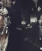 Fahad Hussayn Royal Wreck Collection 2015 For Girls 4