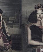 Fahad Hussayn Royal Wreck Collection 2015 For Girls 6