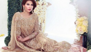 Farida Hasan Formal and Bridal Dresses 2015 For Girls 6