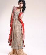 Flairs Formal Wear Dresses 2015 by Naureen Fayyaz 1