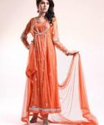 Flairs Formal Wear Dresses 2015 by Naureen Fayyaz 3