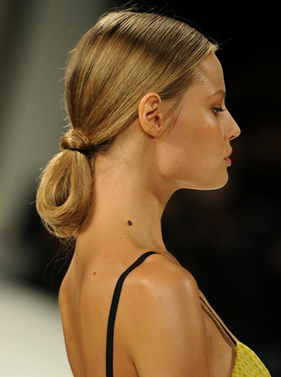 Fresh Ponytail Ideas