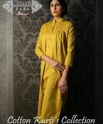 Ghani Kaka Cambric Kurti Collection 2015 For Spring 2
