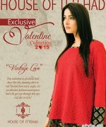 House Of Ittehad Valentine's Day Collection 2015 For Girls 1