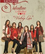 House Of Ittehad Valentine's Day Collection 2015 For Girls 2