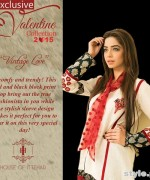 House Of Ittehad Valentine's Day Collection 2015 For Girls 5