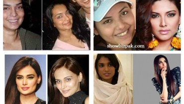 How Pakistani Female Models Look Without Makeup