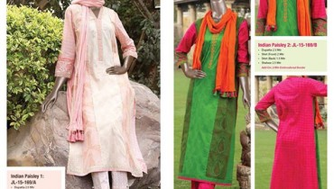 Junaid Jamshed Summer Collection 2015 Volume 1 For Women 0016