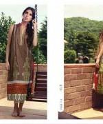 LSM Fabrics Komal Lawn Dresses 2015 For Women 0012