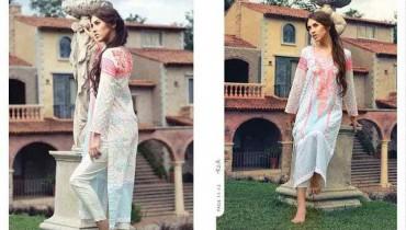 LSM Fabrics Komal Lawn Dresses 2015 For Women 004