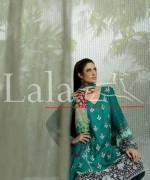 La Femme Summer Lawn Dresses 2015 by Lala 2