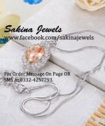 Latest Jewellery Collection 2015 by Sakina Jewelery 1