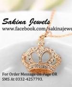 Latest Jewellery Collection 2015 by Sakina Jewelery 3