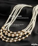 Latest Jewellery Collection 2015 by Sakina Jewelery 8