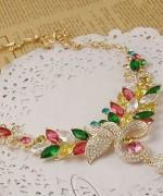 Latest Jewellery Collection 2015 by Sakina Jewelery 9
