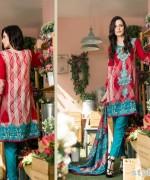 Libas Printed Lawn Dresses 2015 by Shariq Textiles 11