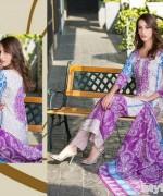 Libas Printed Lawn Dresses 2015 by Shariq Textiles 13
