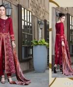 Libas Printed Lawn Dresses 2015 by Shariq Textiles 2
