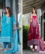 Libas Printed Lawn Dresses 2015 by Shariq Textiles 4