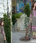 Libas Printed Lawn Dresses 2015 by Shariq Textiles 5