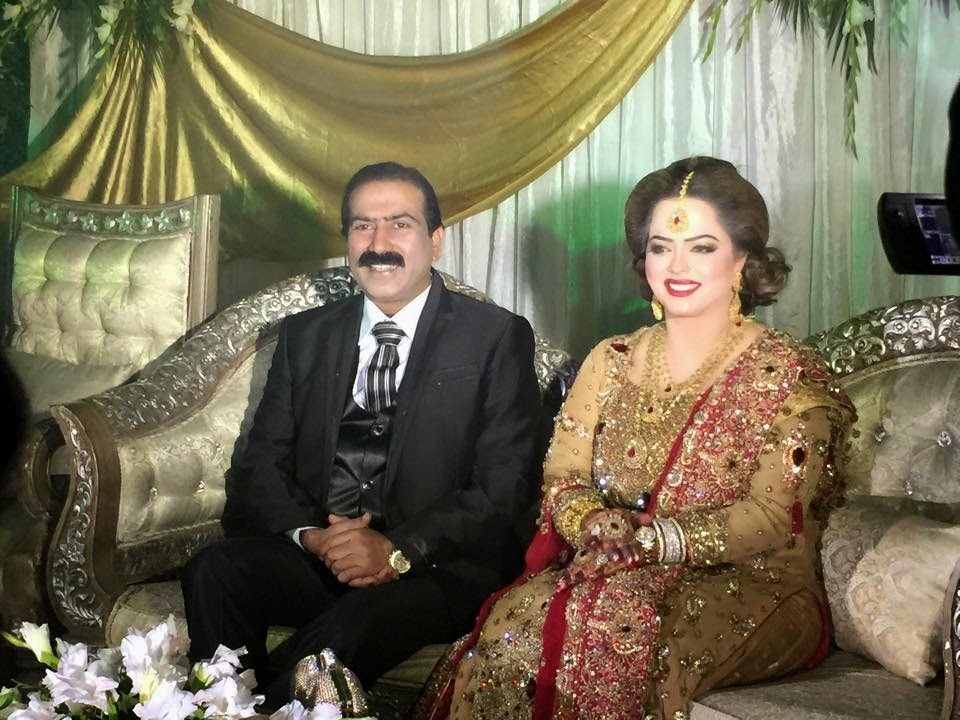 Madiha Shah Wedding She Looked Cute Enough