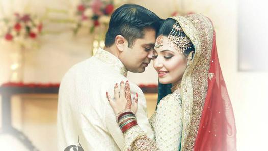 Maheen Rizvi wedding