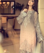 Maria B Mbroidered Dresses 2015 For Women 9