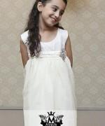 Maria B Winter Dresses 2015 for Kids 002