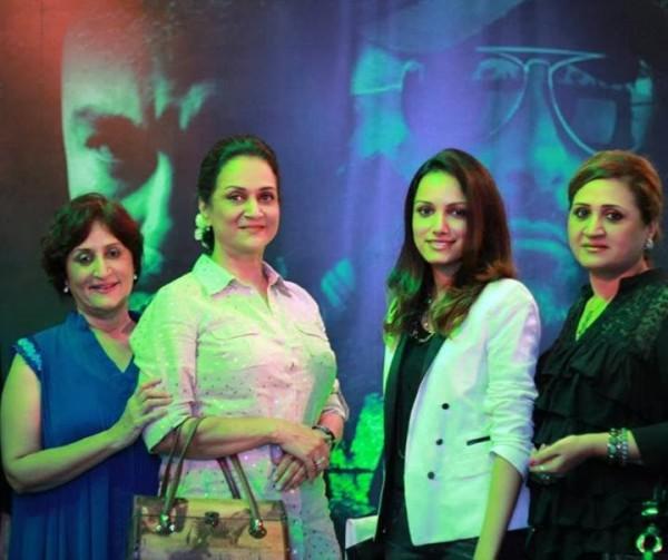 Meera Ansari and bushra ansari