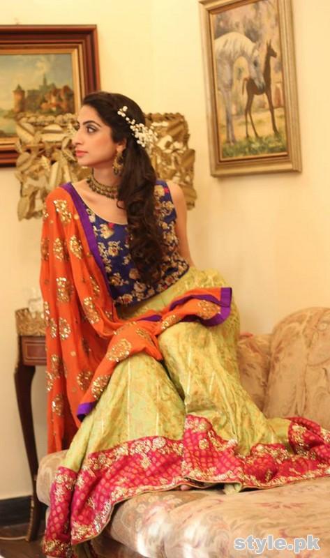 Nargiz Hafeez Formal Dresses 2015 For Women 1