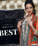Needlez by Shalimar Summer Collection 2015 For Girls 7