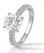 New Designs Of Cushion Cut Engagement Rings 003