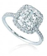 New Designs Of Cushion Cut Engagement Rings 07