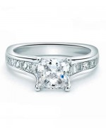 New Designs Of Princess Cut Engagement Rings 0015