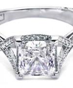 New Designs Of Princess Cut Engagement Rings 0017
