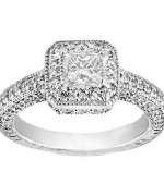 New Designs Of Princess Cut Engagement Rings 0018
