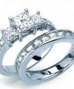 New Designs Of Princess Cut Engagement Rings 009