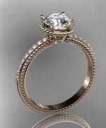 New Designs Of Unique Engagement Rings 0010