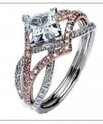 New Designs Of Unique Engagement Rings 0011