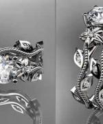 New Designs Of Unique Engagement Rings 0013
