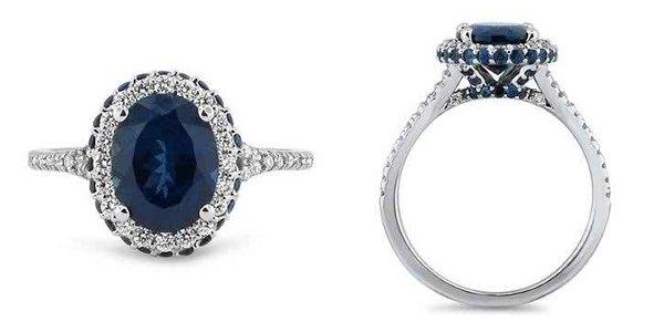 New Designs Of Unique Engagement Rings 002