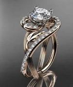 New Designs Of Unique Engagement Rings 005