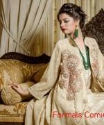 Nida Ali Formal Dresses 2015 For Girls 1