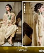 Nida Ali Formal Dresses 2015 For Girls 6