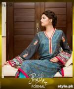 Nida Ali Formal Dresses 2015 For Girls 7