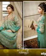 Nida Ali Formal Dresses 2015 For Girls 9