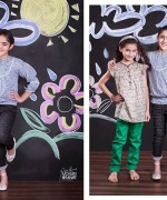 Nishat Linen Spring Collection 2015 For Kids 0011
