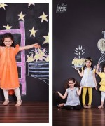 Nishat Linen Spring Collection 2015 For Kids 0017