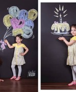 Nishat Linen Spring Collection 2015 For Kids 002